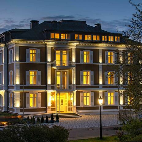 Hotel Katharina nach Renovation in neuem Glanz